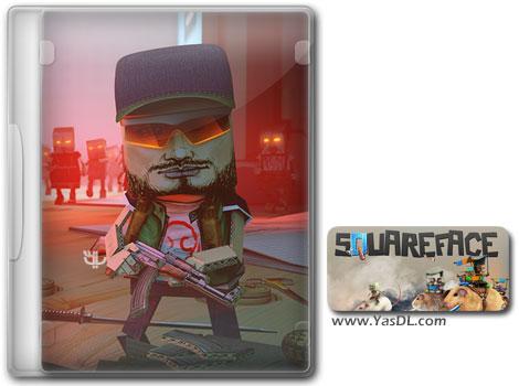 دانلود بازی Squareface برای PC