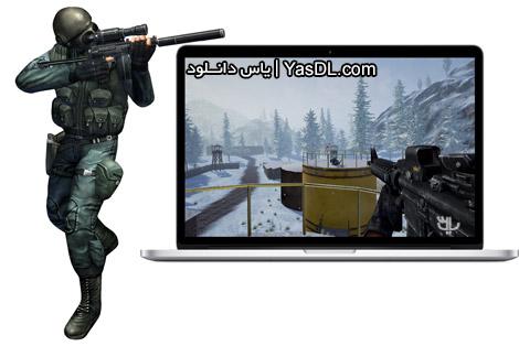 دانلود بازی Strike Force Arctic Storm برای PC