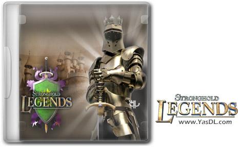 دانلود بازی Stronghold Legends Steam Edition برای PC
