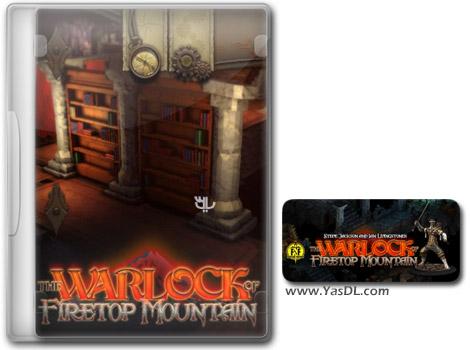 دانلود بازی The Warlock of Firetop Mountain برای PC