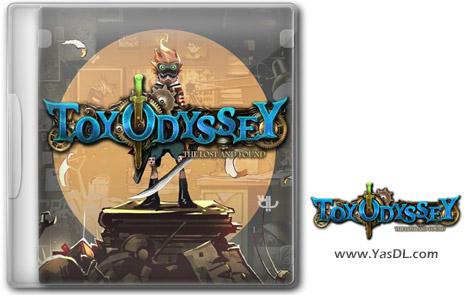 دانلود بازی Toy Odyssey The Lost and Found برای PC