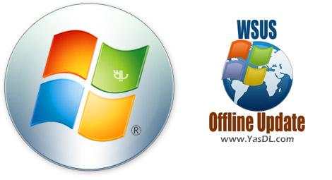 دانلود WSUS Offline Update 10.8 - دریافت آپدیت های ویندوز