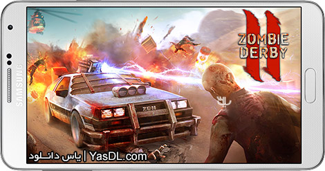 Game Zombie Derby 2 1.0.8 – Zombie Derby 2 For Android + Infinite Money