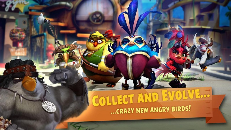 Angry Birds Evolution 2.9.0 Game For Android + Mod Version + Data