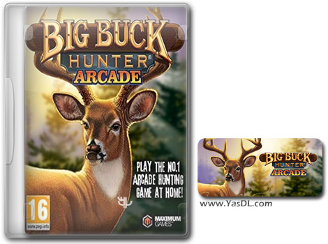 دانلود بازی Big Buck Hunter Arcade برای PC