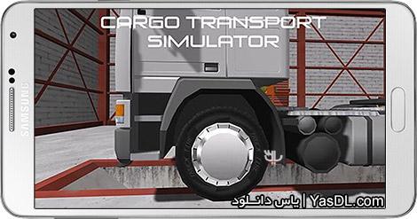 دانلود بازی Cargo Transport Simulator 1.0 - شبیه ساز حمل و نقل کامیون برای اندروید