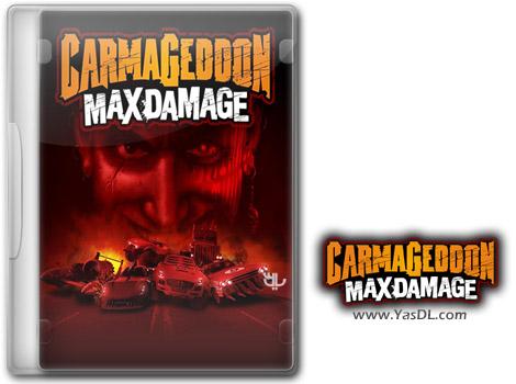 دانلود بازی Carmageddon Max Damage برای PC