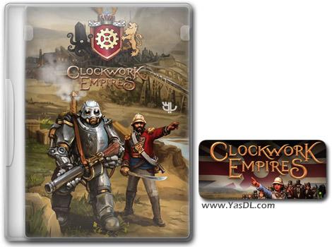 دانلود بازی Clockwork Empires برای PC