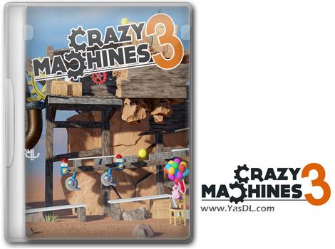 دانلود بازی Crazy Machines 3 برای PC