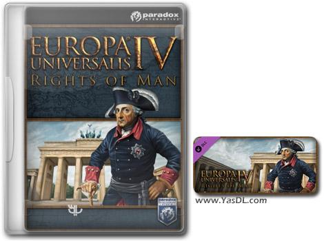 دانلود بازی Europa Universalis IV Rights of Man برای PC