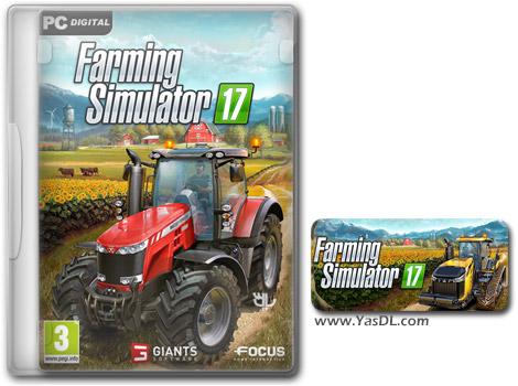 دانلود بازی Farming Simulator 17 برای PC