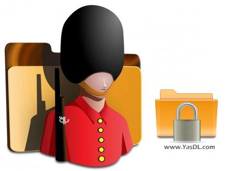 دانلود Folder Guard 10.2.0.2263 - نرم افزار محافظت و رمزگذاری فولدرها
