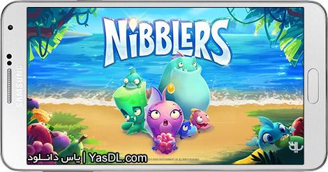 دانلود بازی پرندگان ماهیگیر با پول بی نهایت دانلود بازی Fruit Nibblers برای اندروید | یاس دانلود