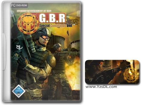 دانلود بازی G.B.R Special Commando Unit برای PC