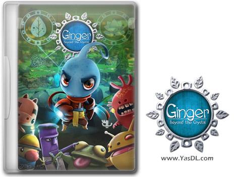 دانلود بازی Ginger Beyond the Crystal برای PC
