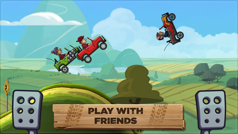 Hill Climb Racing 2 1.34.0 For Android + Infinity Edition