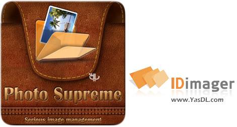 دانلود IdImager Photo Supreme 6.3.0.3755 x86/x64 - مدیریت و دسته بندی تصاویر