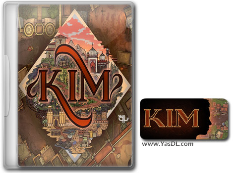 دانلود بازی کم حجم Kim برای کامپیوتر