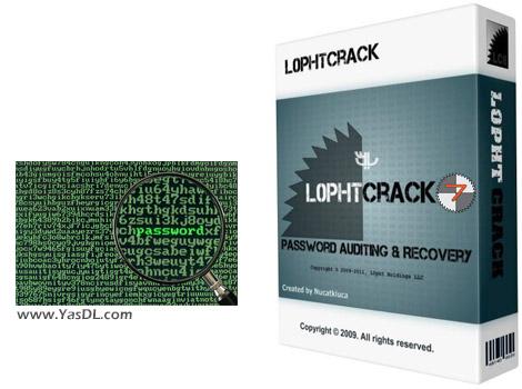 دانلود L0phtCrack Password Auditor 7.0.10 x64 - شکستن پسورد ورود به ویندوز