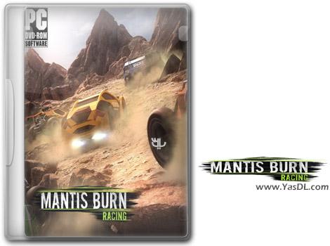 دانلود بازی Mantis Burn Racing برای PC