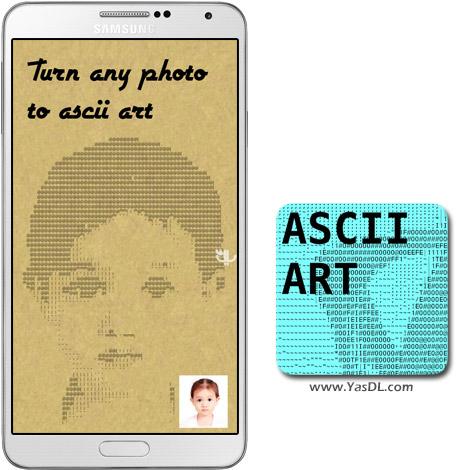 دانلود Photo Text ASCII Art 1.2.1 - تبدیل عکس های شما به کدهای اسکی هنری !