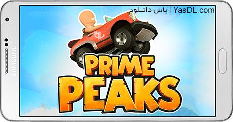 دانلود بازی Prime Peaks 1.7 - تپه نوردی برای اندروید + پول بی نهایت