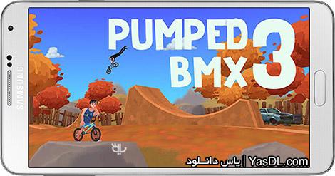 دانلود بازی Pumped BMX 3 1.0 - دوچرخه بی ام ایکس برای اندروید