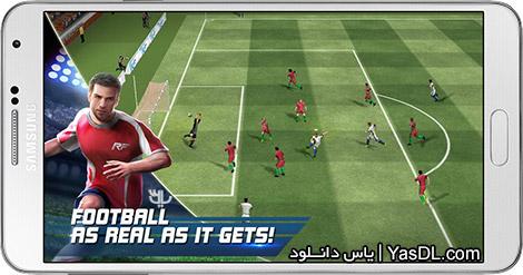 دانلود بازی Real Football 1.1.2 - فوتبال واقعی برای اندروید