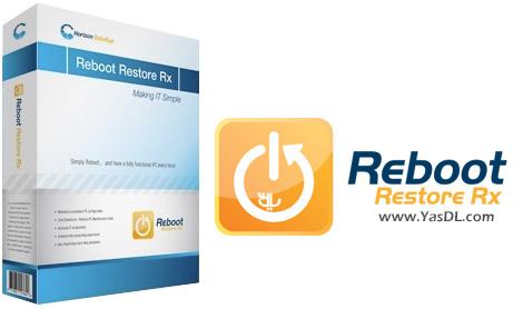 دانلود Reboot Restore Rx 2.1 Build 201608121232 - فریز کردن سیستم عامل ویندوز