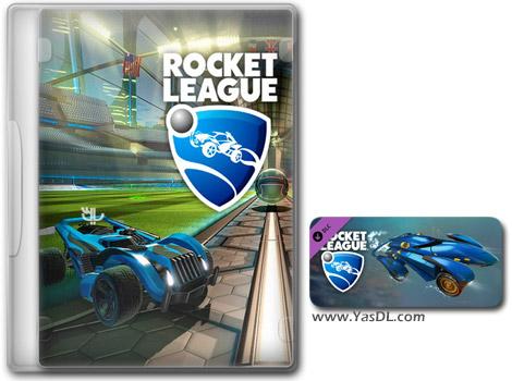 دانلود بازی Rocket League Triton برای PC