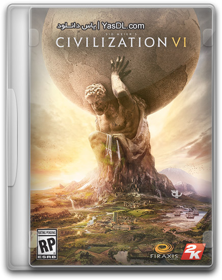 Sid Meiers Civilization VI New Frontier Pass Part 1 For PC | ‌ Yas Update