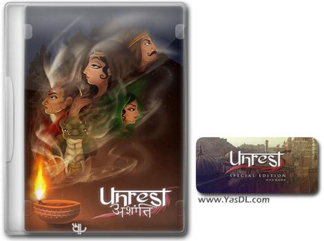 دانلود بازی Unrest Special Edition برای PC