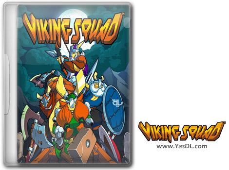 دانلود بازی Viking Squad برای PC