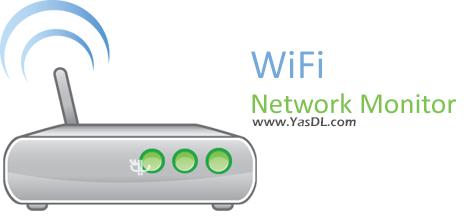 دانلود WiFi Network Monitor 4.0 Final + Portable - مدیریت و نظارت شبکه بی سیم