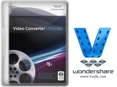 نتیجه تصویری برای نرم افزار تبدیل فرمت فایل های تصویری (برای ویندوز) - Wondershare Video Converter Ultimate 10.1.4.146 Windows