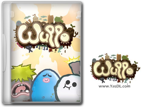 دانلود بازی Wuppo Definitive Edition v1.2.8 برای PC