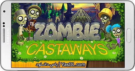 دانلود بازی Zombie Castaways 1.6 - زامبی مردود برای اندروید