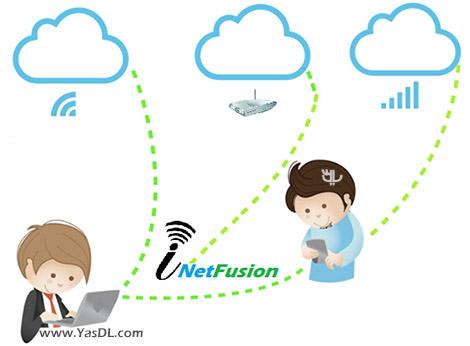 دانلود iNetFusion 3.2.0 - بهینه سازی پهنای باند و سرعت اینترنت