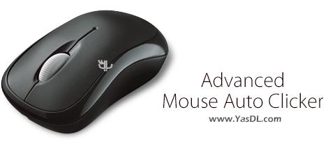 دانلود Advanced Mouse Auto Clicker 4.1.8 - نرم افزار کلیک خودکار ماوس