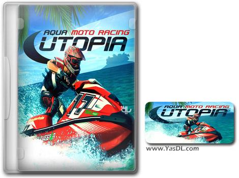 دانلود بازی Aqua Moto Racing Utopia برای PC