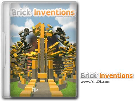 دانلود بازی کم حجم Brick Inventions برای کامپیوتر