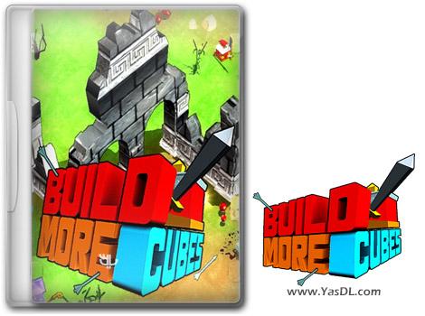 دانلود بازی کم حجم BuildMoreCubes برای کامپیوتر