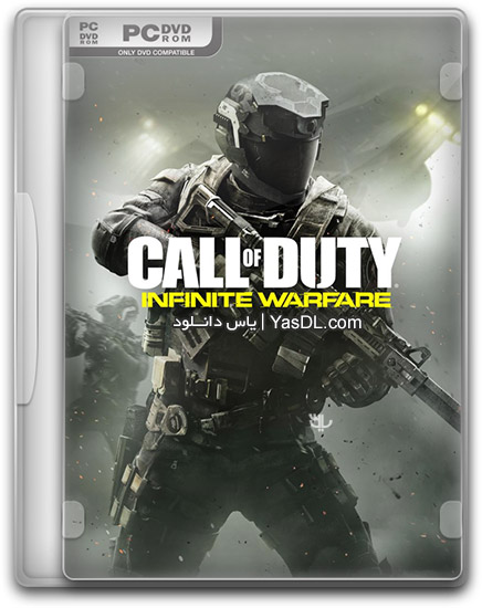 دانلود بازی Call of Duty Infinite Warfare برای PC
