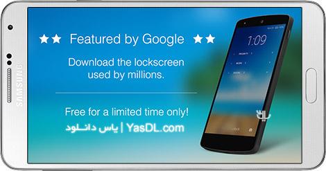 دانلود Echo Notification Lockscreen 0.9.95 Premium - نمایش اعلان های اندروید در لاک اسکرین
