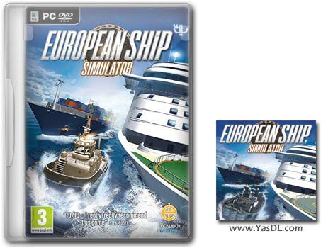 دانلود بازی European Ship Simulator Remastered برای PC