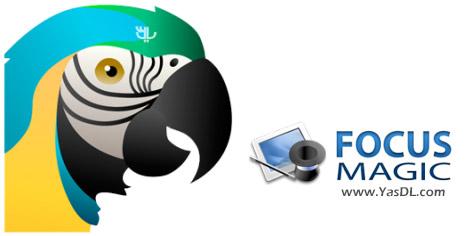 دانلود Focus Magic 4.02a + Portable - افزایش وضوح و حل مشکل محو شدگی تصاویر