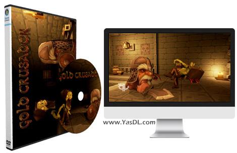 دانلود بازی Gold Crusader برای PC
