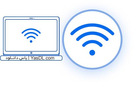دانلود Mars WiFi 3.1.0.2 - نرم افزار به اشتراک گذاری اینترنت لپ تاپ
