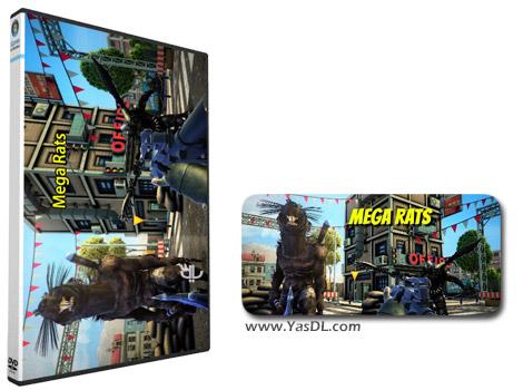 دانلود بازی MegaRats برای PC