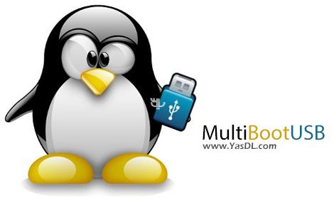 دانلود MultiBootUSB 8.0 - مولتی بوت کردن فلش مموری های USB